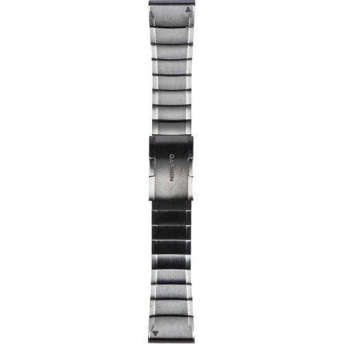 Garmin QuickFit 26 Titanium Watch Band (Carbon Gray)