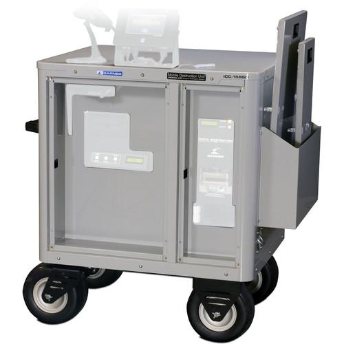 Garner ICC Mobile Cart for TS-1 Degausser, PD-5 & SSD-1 Destroyers