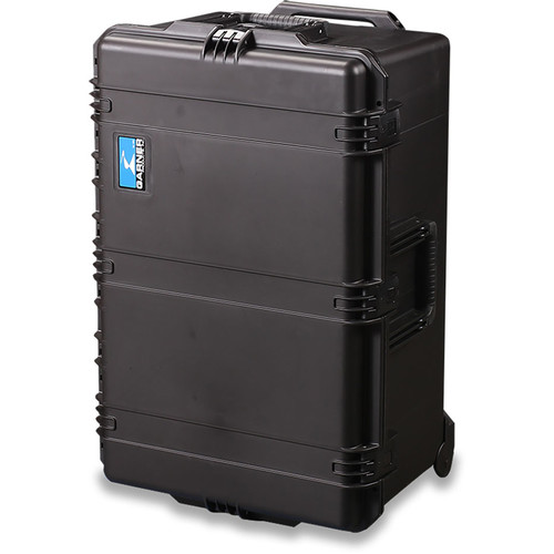 Garner MIL-STD Transport Case for PD-5 Hard Drive Destroyer and SSD-1 Media Destroyer