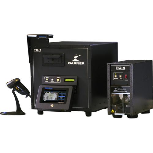 Garner TS-1 Degausser, IRONCLAD Verification & PD-4 Hard-Drive Destroyer Kit