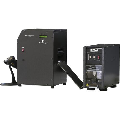Garner HD-3WXL Degausser, PD-4 Hard-Drive Destroyer & SCAN-1 System Kit