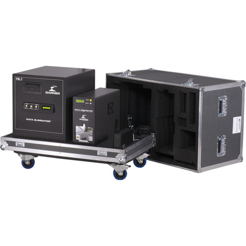 Garner TS-1 Degausser Kit with PD-5 Destroyer, IRONCLAD Verification & Case