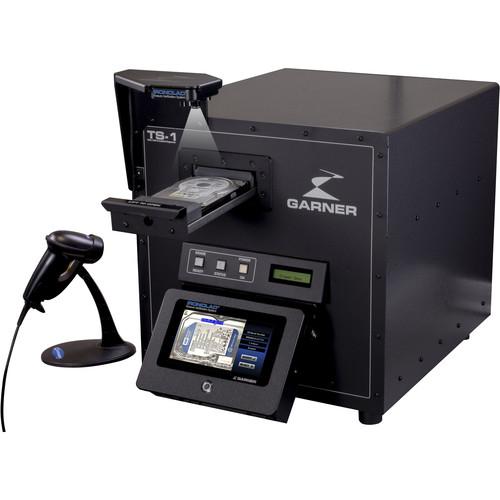 Garner TS-1 Hard Drive/Tape Degausser & IRONCLAD Erasure Verification Kit