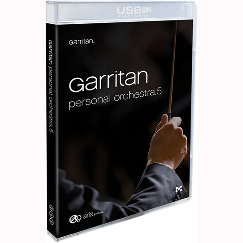 GARRITAN Personal Orchestra 5 - Virtual Instrument (Download)
