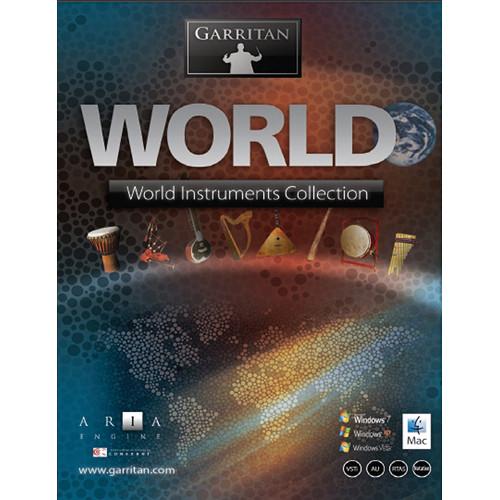 GARRITAN World Instruments - Virtual Instrument (Boxed)