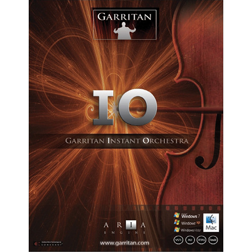GARRITAN Instant Orchestra - Virtual Instrument (Boxed)