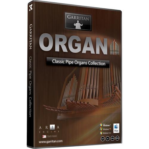 GARRITAN Classic Pipe Organs - Virtual Instrument (Download)