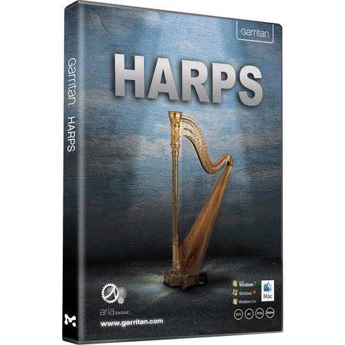 GARRITAN Harps - Virtual Instrument (Download)