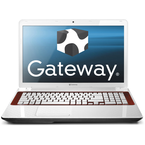 "Gateway NV76R47u 17.3"" Notebook Computer (Red)"