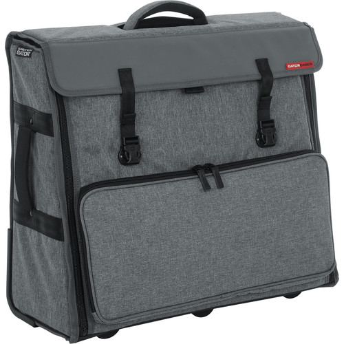 """Gator Cases Creative Pro Padded Nylon Tote Bag for Transporting 21.5"""" Apple iMac Computers"""