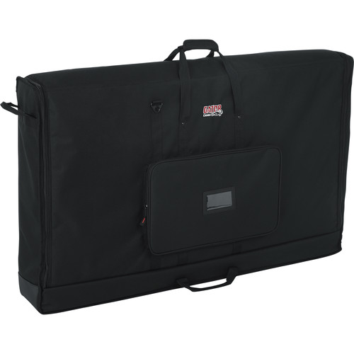 """Gator Cases LCD Tote Series Padded Transport Bag for 50"""" LCD"""