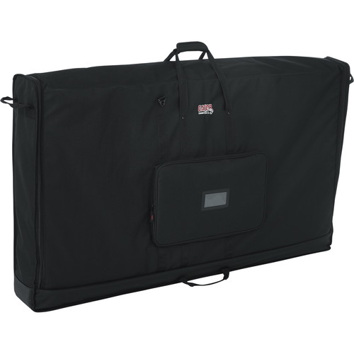 """Gator Cases LCD Tote Series Padded Transport Bag for 60"""" LCD"""