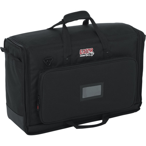 "Gator Cases LCD Tote Series Dual LCD Transport Bag (Screens 19 to 24"")"