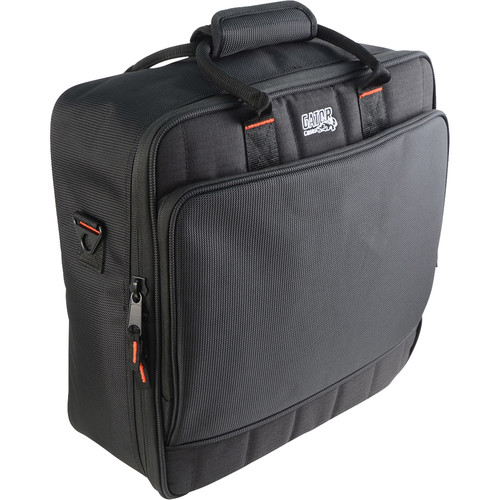 "Gator Cases G-MIXERBAG-1515 Padded Nylon Mixer/Equipment Bag (15.5 x 15.0 x 5.5"")"