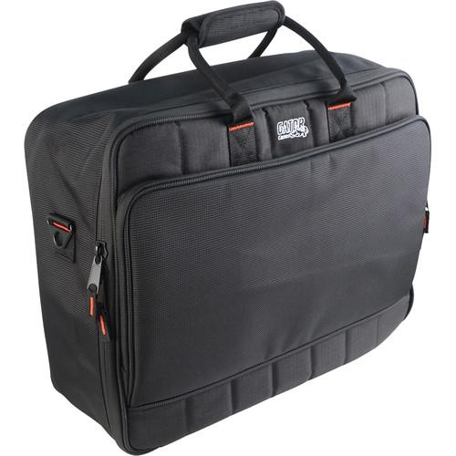 "Gator Cases G-MIXERBAG-1815 Padded Nylon Mixer/Equipment Bag (18.5 x 15.0 x 6.5"")"