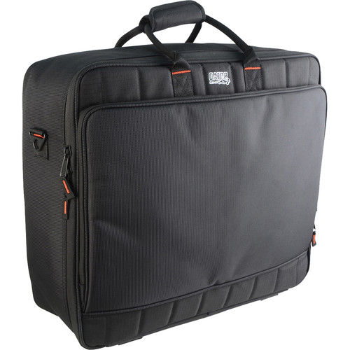 "Gator Cases G-MIXERBAG-2118 Padded Nylon Mixer/Equipment Bag (21.0 x 18.5 x 7.0"")"