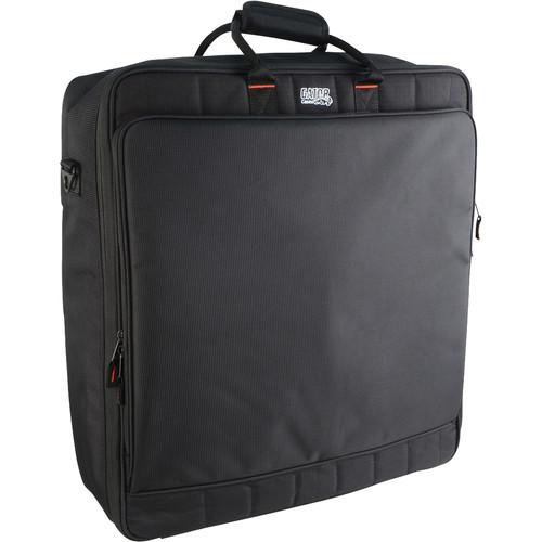 "Gator Cases G-MIXERBAG-2123 Padded Nylon Mixer/Equipment Bag (23 x 21 x 6"")"
