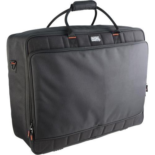"Gator Cases G-MIXERBAG-2519 Padded Nylon Mixer/Equipment Bag (25 x 19 x 8"")"