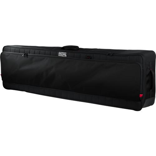Gator G-PG-88SLIMXL Pro-Go Series Slim Extra Long 88-Note Keyboard Bag