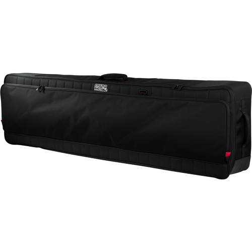 Gator Cases G-PG-88SLIMXL Pro-Go Series Slim Extra Long 88-Note Keyboard Bag