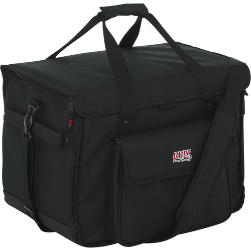 "Gator G-STUDIOMON1 Studio Monitor Tote Bag for 5"" Speakers"