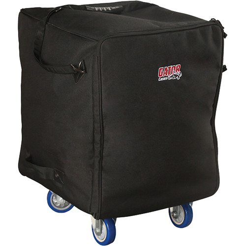 "Gator Cases G-SUB Style Bag for 12"" Cube-Style PA Sub Speakers"