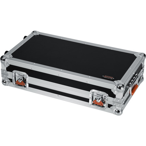 Gator Cases G-Tour Pedalboard with Wheels (Large, Black)