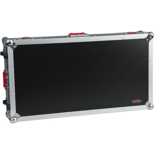 Gator Cases G-TOUR PEDALBOARD-XLGW G-Tour Pedalboard with Wheels (Extra Large, Black)