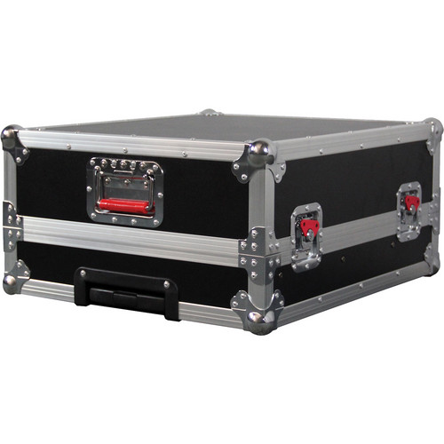 Gator Cases ATA Wood Flight Case for Soundcraft Si-Expression 16 Channel Mixer (Black)