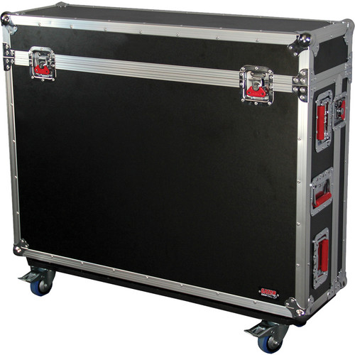 Gator Cases ATA Wood Flight Case for Soundcraft Si-Expression 32 Channel Mixer (Black)