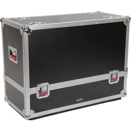 Gator Cases G-Tour Style Case for 2 QSC K12 Speakers (Black)