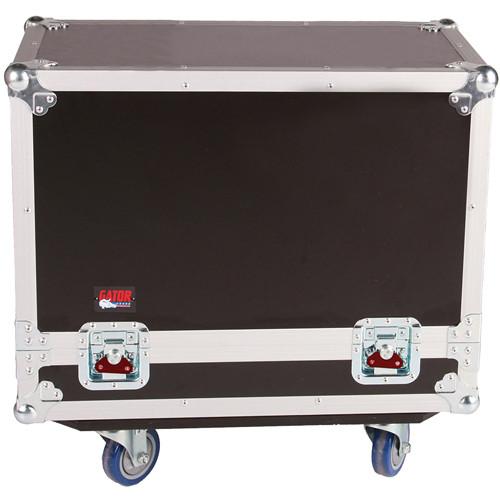 Gator Cases G-Tour Style Case for 2 QSC K8 Speakers (Black)