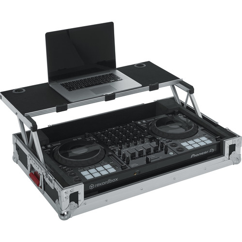 Gator Cases G-Tour Case Custom Fit for thePioneer DDJ1000 Controller with DSP Shelf