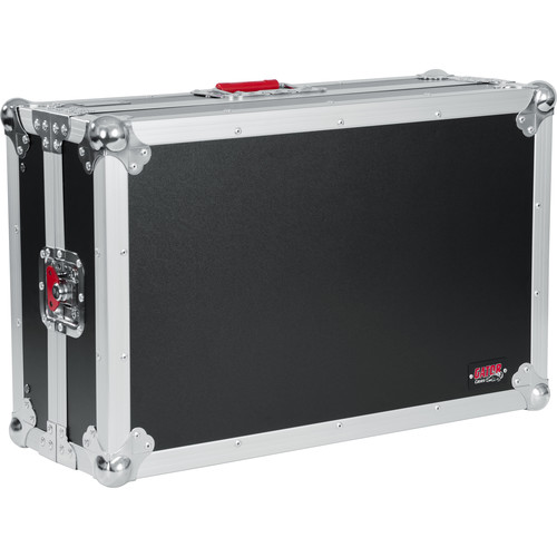 Gator Cases G-Tour Road Case Custom Fit for Pioneer DDJ-SR Controller (Black)