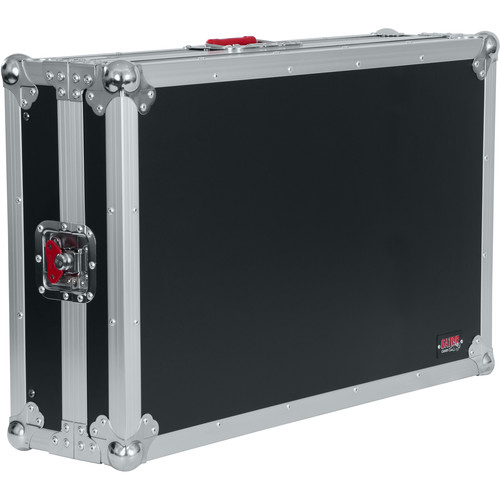 Gator Cases G-Tour Universal Fit Road Case for Large Sized DJ Controllers (Black)