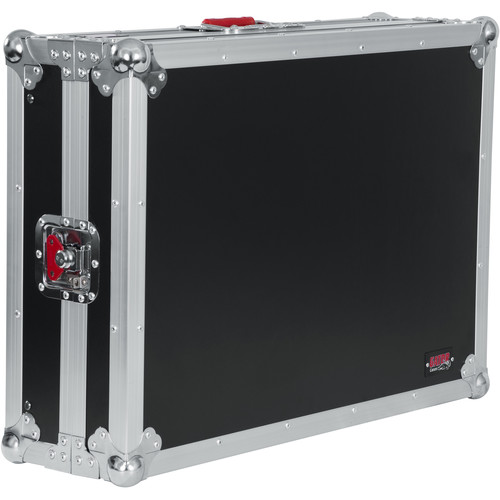 Gator Cases G-Tour Universal Fit Road Case for Medium Sized DJ Controllers (Black)
