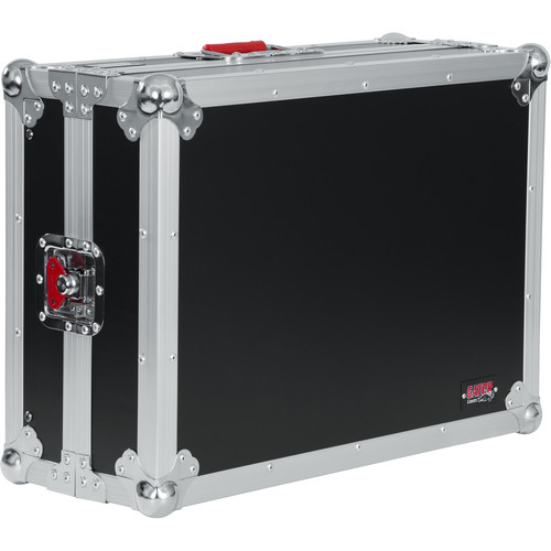 Gator Cases G-Tour Universal Fit Road Case for Small Sized DJ Controllers (Black)