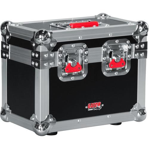 Gator Cases G-TOURMINIHEAD1 ATA Tour Case for Small Lunchbox Amps (Black)