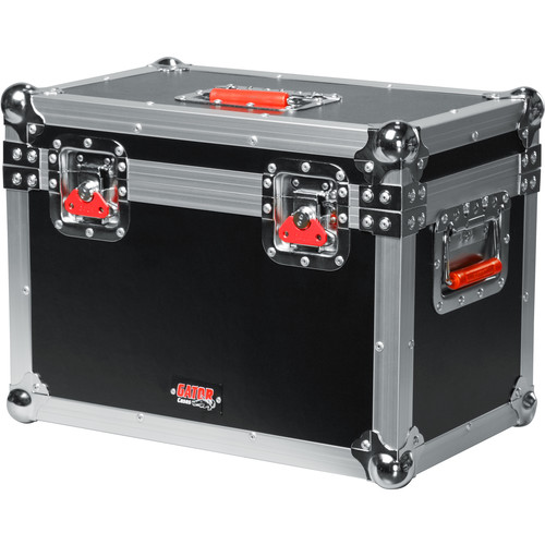 Gator Cases G-TOURMINIHEAD2 ATA Tour Case for Mid Size 'Lunchbox' Amps (Black)