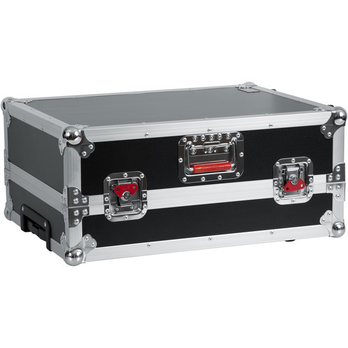 Gator Cases ATA Wood Flight Case for Allen & Heath QU16 Mixing Console (Black)