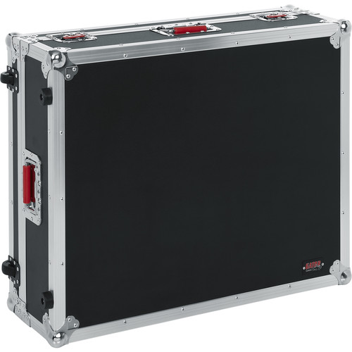 Gator Cases ATA Wood Flight Case Custom Fit for Soundcraft SI Impact Mixing Console