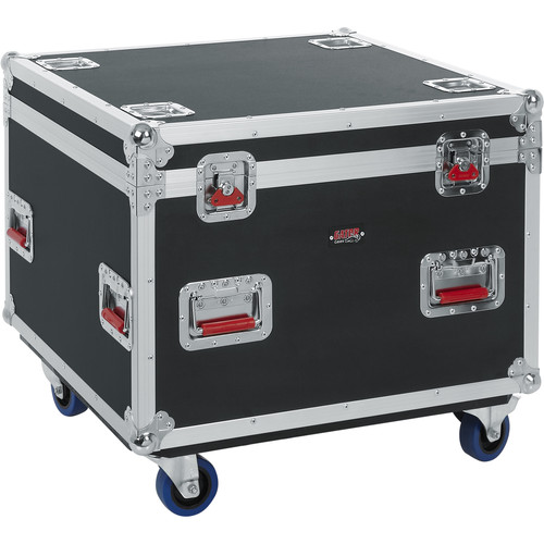 "Gator Cases G-Tour Series 9mm ATA Truck Pack Trunk with Casters (30 x 30 x 27"")"