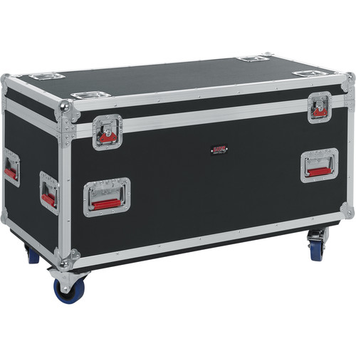 """Gator Cases G-Tour Series 9mm ATA Truck Pack Trunk with Casters (45 x 22 x 27"""")"""