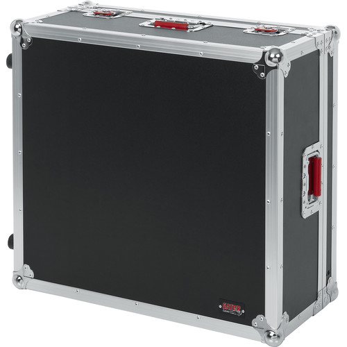 Gator Cases G-Tour Series ATA Wood Flight Case for Behringer X32 Compact Mixer