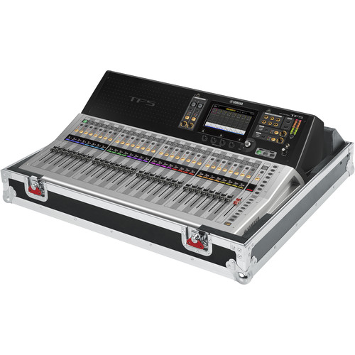 Gator Cases G-Tour Series ATA Flight Case for Yamaha TF5 Mixer