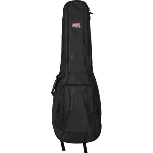 Gator Cases GB-4G-BASSX2 4G Style Gig Bag for 2 Bass Guitars