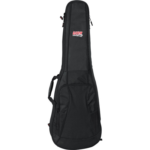 Gator Cases GB-4G-ELECX2 4G Style Gig Bag for 2 Electric Guitars