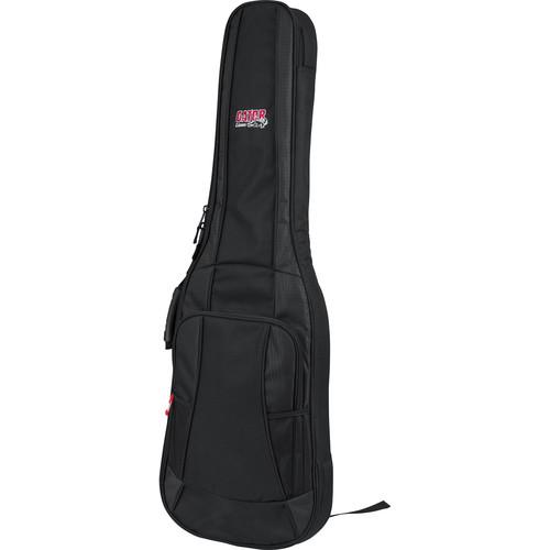 Gator GB-4G-JMASTER 4G Series Gig Bag for Jazzmaster Guitars (Black)