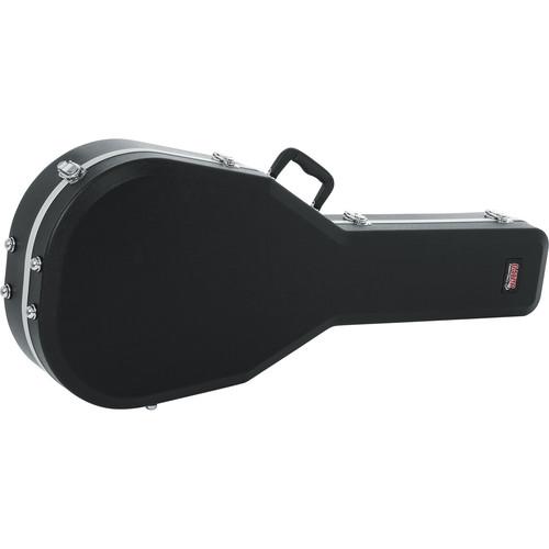 Gator Cases GC-GSMINI Deluxe Molded Case for Taylor GS Mini Acoustic Guitars