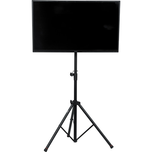 Gator Cases Frameworks Standard Tripod LCD/LED Stand